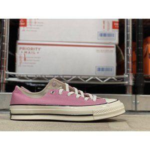 NEW Converse Chuck Taylor 70s Ox Men Pink Multi Sz